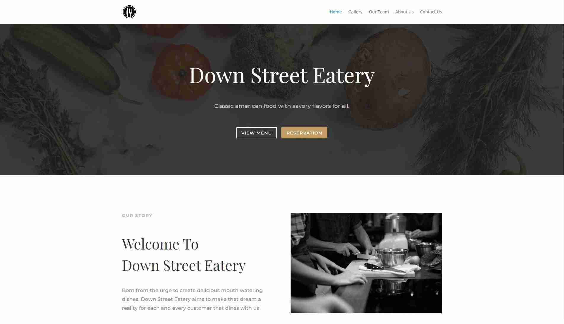 downstreet eatery